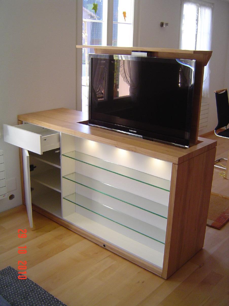 Funktionelle TV Hifi Mbel In Ibach Schwyz